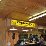 Wild Bills Pawn Danville Counter