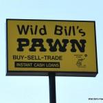 Wild Bill's Pawn - Danville Singage