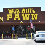 Wild Bills Pawn South 1st Store Front