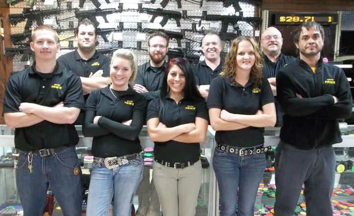 Wild Bills Pawn Shops Abilene, TX S. 1st Team Member Photo