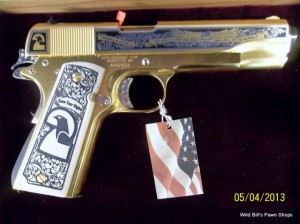 Wild Bill's Pawn Shops FFL Firearms Gun Transfer Service