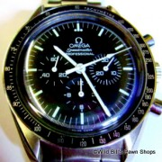 Wild Bills Pawn Shops Omega Speedmaster Watch