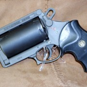 Wild Bills Pawnshops MIL Thunder 5 .45 410 Ga. Double Action Revolver